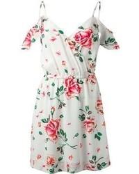 Joie floral print dress medium 60610