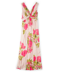 Boden peony maxi dress medium 218166