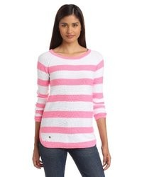 Paige striped sweater medium 31163