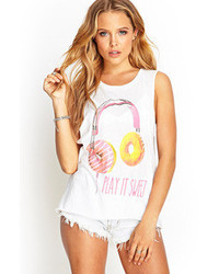 Forever 21 Play It Sweet Tank