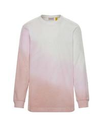 Moncler Genius X 6 1017 Alyx 9sm Gart Dye Unisex T Shirt