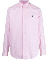 Polo Ralph Lauren Striped Button Down Cotton Shirt
