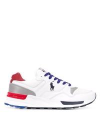 Polo Ralph Lauren Contrast Lace Sneakers