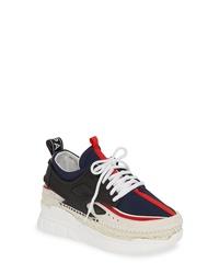 Kenzo K Lastic Midnight Espadrille Sneaker