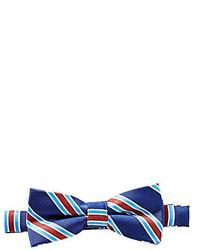 Class Club Basic Stripe Bow Tie