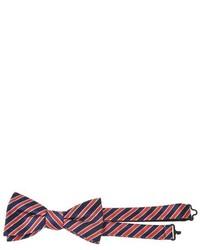 Countess Mara Core Stripe Pre Tied Bow Tie