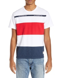 Levi's Made Crafted Mighty Made Colorblock T Shirt