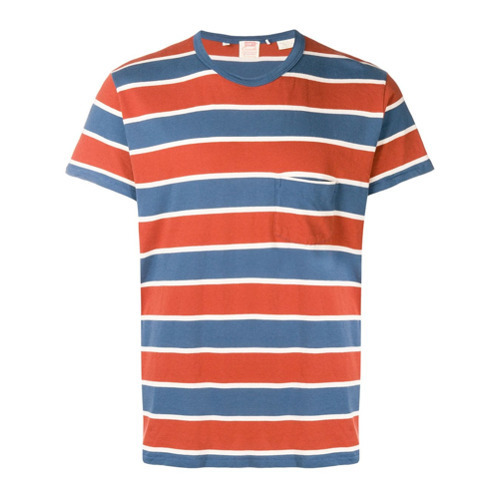 Levi's Vintage Clothing Stripe Pocket T Shirt
