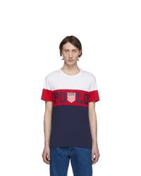 Polo Ralph Lauren White Custom Slim Fit T Shirt