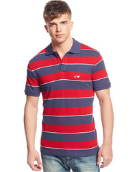 Armani Jeans Striped Polo