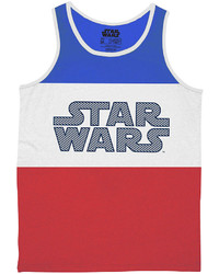 Star Wars Starwars Logo Stripe Tank Top