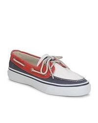 Sperry Topsider Shoes Hand Painted Authentic Original 2 Eye Boat ...