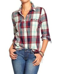 Plaid flannel shirts medium 85292