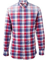 Checked shirt medium 244705