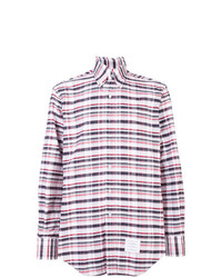 Thom Browne Classic Checked Shirt
