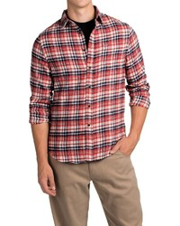 Jachs Jachs Plaid Flannel Shirt Long Sleeve