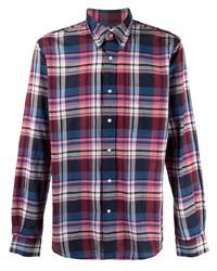 Aspesi Plaid Cotton Shirt