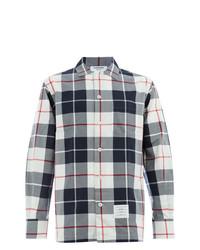 Thom Browne Plaid Shirt