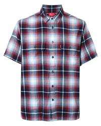 Supreme Plaid Flannel Shirt