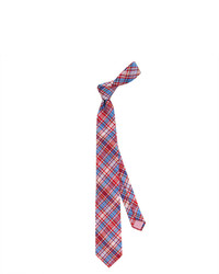 Thomas Pink Bedale Check Woven Tie