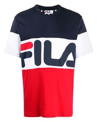 Fila Branded Crew Neck T Shirt