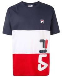 Fila Colour Block T Shirt