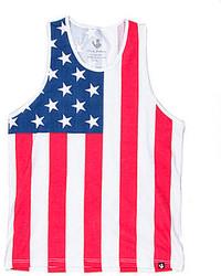 Rowdy Gentleman American Flag Tank