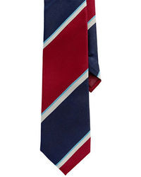 Original Penguin Slim Fit Striped Tie