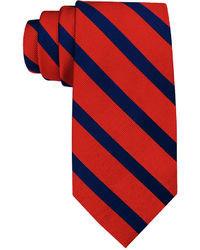 Tommy Hilfiger Vintage Slim Slide Stripe Tie