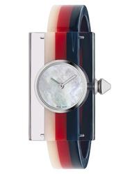 Gucci Plexiglas Bracelet Watch
