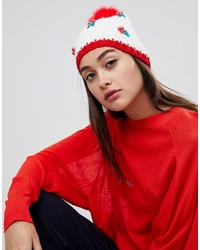 Boardmans Novelty Christmas Beanie Hat