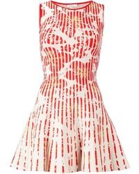 Gig Floral Striped Dress
