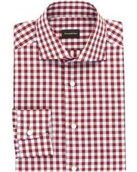 Ermenegildo Zegna Rossini Shirt Red