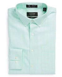 Nordstrom Smartcaretm Wrinkle Free Trim Fit Dress Shirt