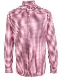 Barba Gingham Shirt