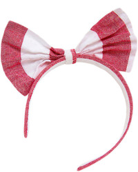 American Apparel Wide Stripe Bow Headband