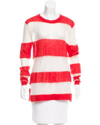 Acne Studios Acne Striped Mohair Sweater