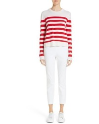 Rag & Bone Lillian Stripe Cashmere Sweater