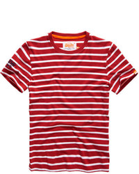 Superdry Brittany Stripe T Shirt