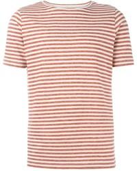 Eleventy Striped T Shirt