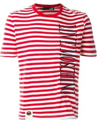 Love Moschino Striped T Shirt
