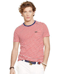 Polo Ralph Lauren Striped Pocket T Shirt