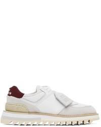 New Balance White Tokyo Design 574 Sneakers