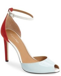 Calvin Klein Sirena Ankle Strap Pump