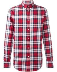 DSQUARED2 Classic Plaid Shirt