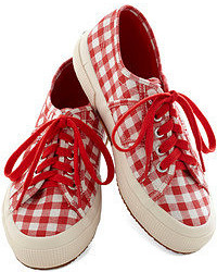 Picnic for one sneaker in red medium 51465