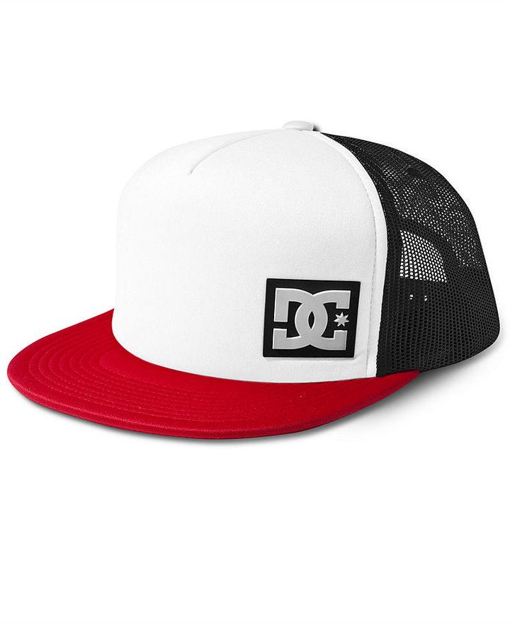 ... Baseball Caps DC Shoes Hat Blanderson Trucker Cap 39bb2926a6d