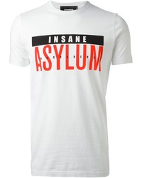 DSquared 2 Printed T Shirt