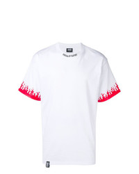 Vision Of Super Flame Sleeve T Shirt
