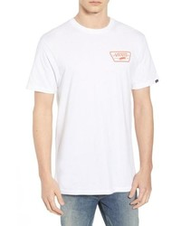 Vans Full Patch Graphic T Shirt